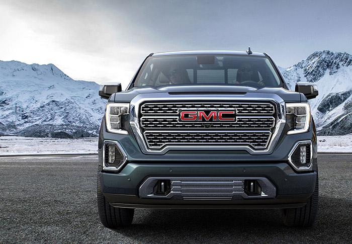 2019 GMC Sierra Denali 1500 front
