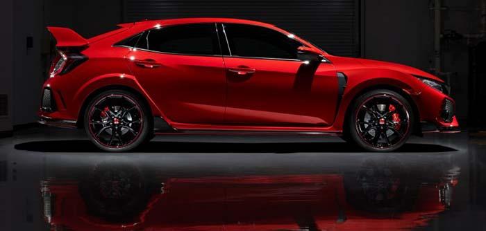 2019 Honda Civic exterior side