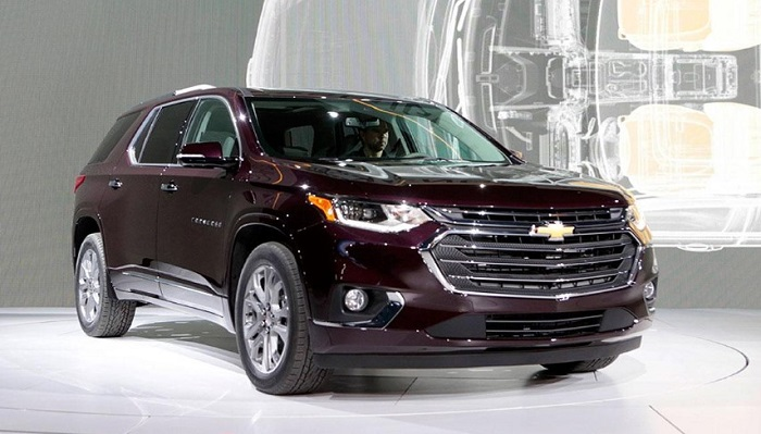 2019 Chevy Traverse Changes, Release Date | Auto Trend Up
