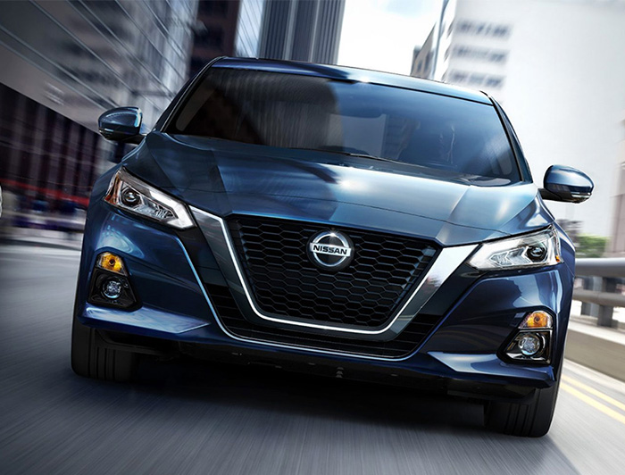 2019 Nissan Altima edition one engine
