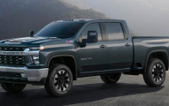 2020 Chevy Truck Redesign