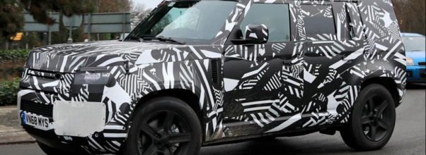 2020 Land Rover Defender Redesign