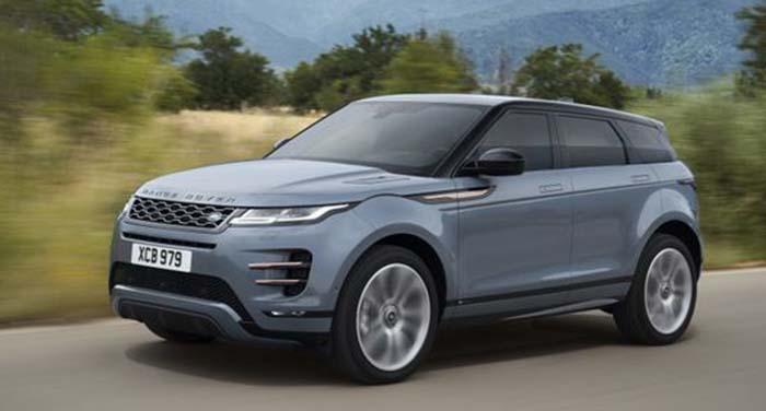 2020 Land Rover Range Rover specs