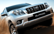 2020 Toyota Land Cruiser specs