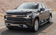 2020 Chevy Silverado High Country Redesign