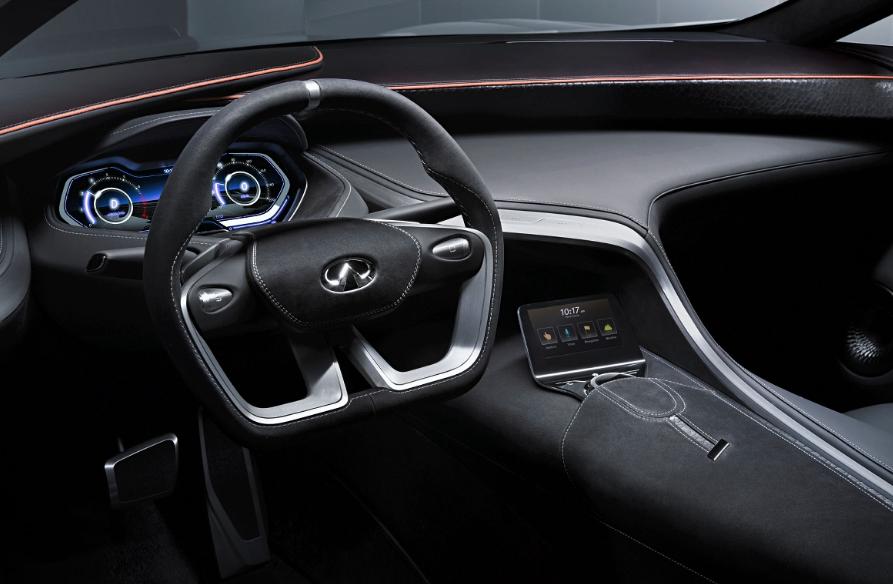 2020 Infiniti Q80 Interior