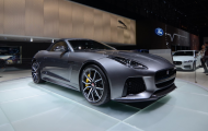 2020 Jaguar F Type SVR Redesign