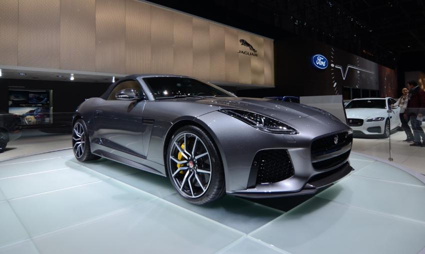 2020 Jaguar F Type SVR Redesign