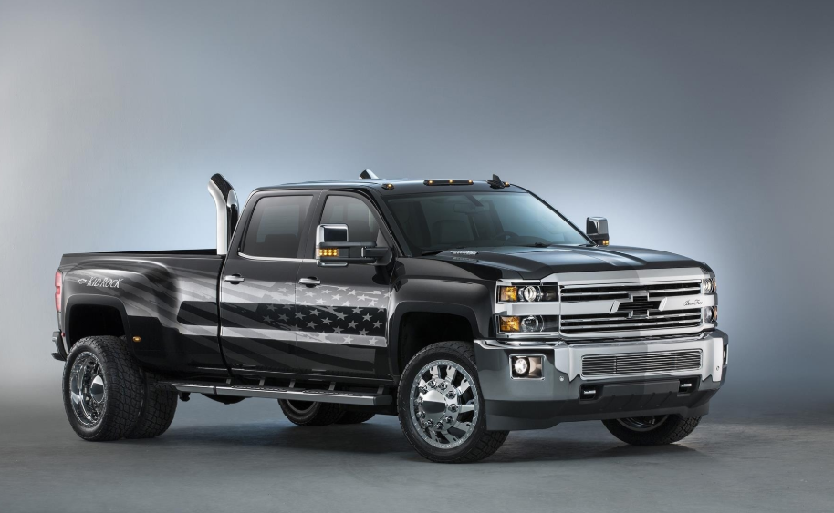 2020 Chevy 3500 Redesign