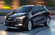 New 2020 Buick Encore Redesign
