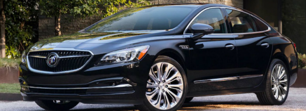 New 2020 buick lacrosse Redesign