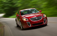 2020 Buick Regal GS Redesign