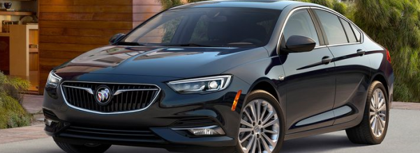 2020 Buick Regal Sportback Redesign