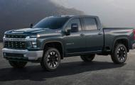 2020 Chevy All-New Silverado Redesign