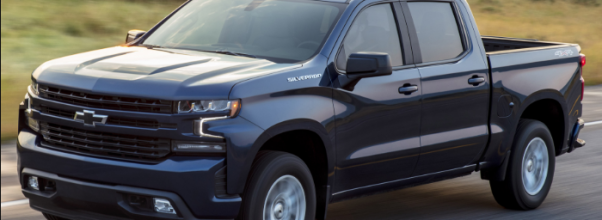 2020 Chevy Silverado 1500 Redesign
