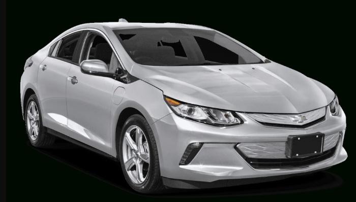 2020 Chevy Volt Redesign
