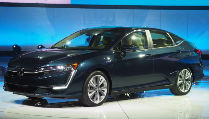 2020 Honda Clarity Electric Spy Shots Release Date Price