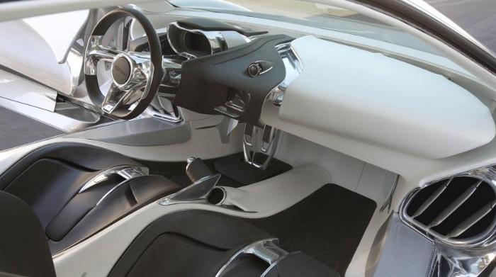 2020 Jaguar C-X 75 Interior