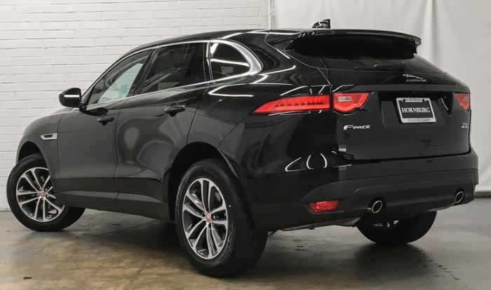 2020 Jaguar F-Pace Premium Exterior