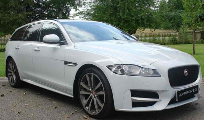 2020 Jaguar XF Premium Redesign