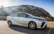 2020 Toyota Mirai Redesign