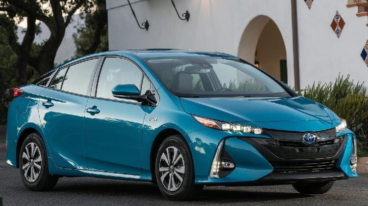 2020 Toyota Prius Prime Redesign