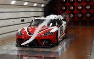 2020 Toyota Supra Xfinity Series Race Car Redesign