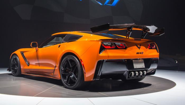 2020 Chevy Corvette ZR1 Exterior