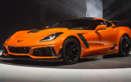 2020 Chevy Corvette ZR1 Redesign