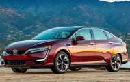 2020 Honda Clarity Fuel Cell Redesign