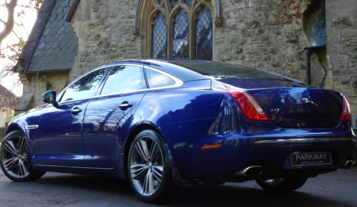2020 Jaguar XJ Supercharged Exterior