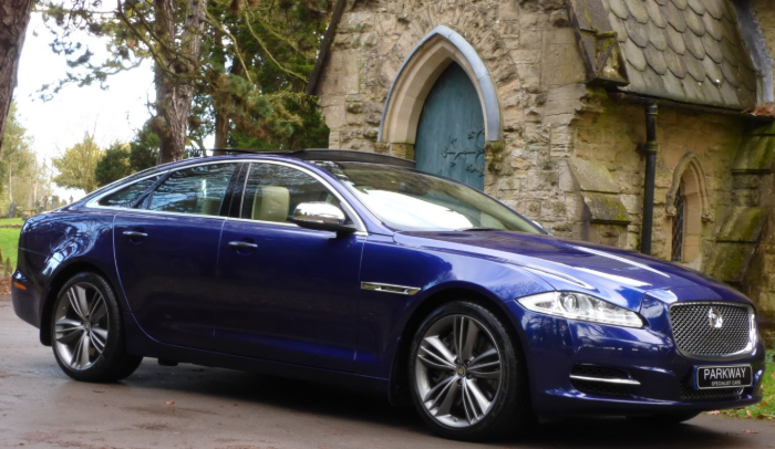 2020 Jaguar XJ Supercharged Redesign