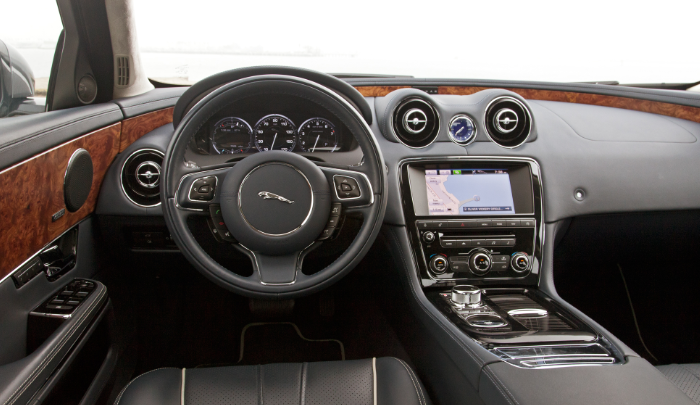 2020 Jaguar XJL Supercharged Interior