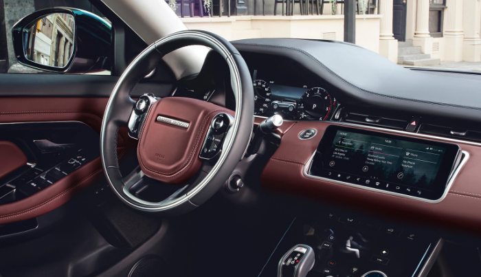 2020 Land Rover New Range Rover Evoque Interior