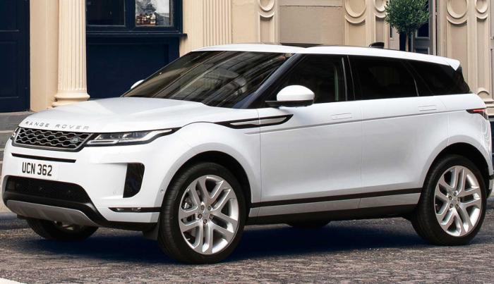 2020 Range Rover Evoque: Redesign, Specs, News, Release >> 2020 Land Rover New Range Rover Evoque Spy Shots Release