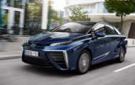 2020 Toyota Mirai, Fuel Cell Electric Vehicle Redesign