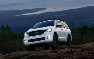 2020 Toyota Sequoia TRD Pro Redesign