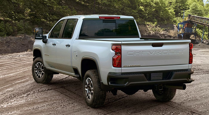 2021 chevy truck line-up, release date, price - auto trend up